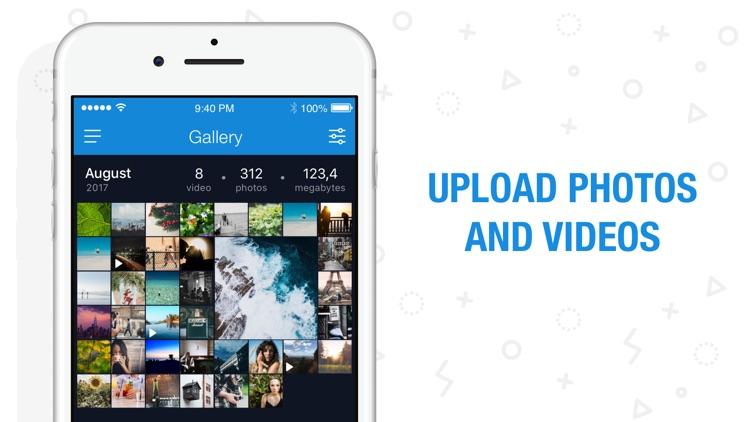 Cloud Mail.Ru: photo & video