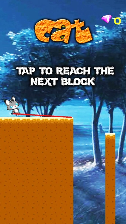 Cat Swinging Tower Jumping screenshot-4