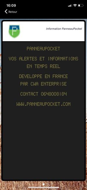 PanneauPocket dans l App Store f6fbca7d0607