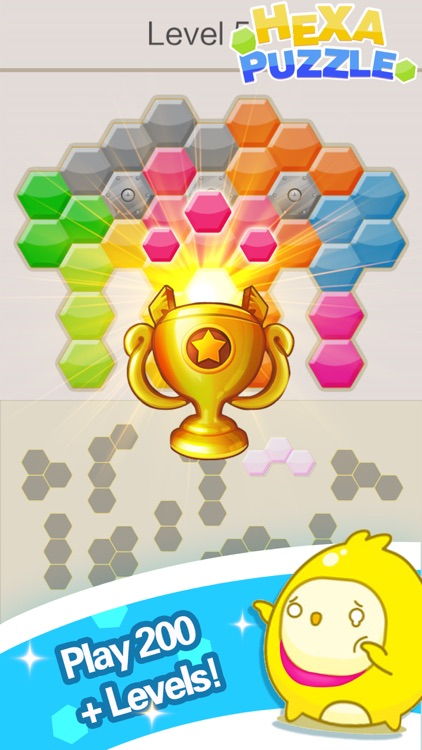 Hexablock - Woody Puzzle Games screenshot-2