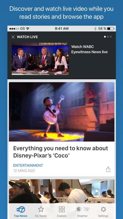 WABC Eyewitness News screenshot-3