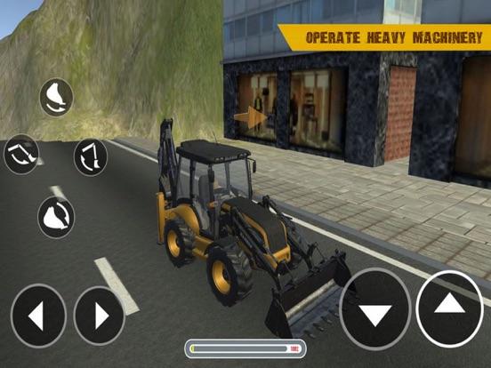 Heavy Machinery Transport Sim screenshot 5