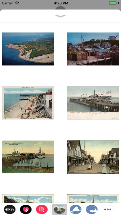 Martha's Vineyard Postcards screenshot-1
