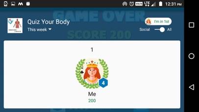 Quiz Your Body screenshot 4