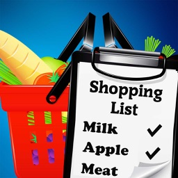 Easy Shopping List - The Simple Grocery List Maker