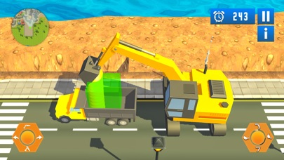 River Border Wall Construction screenshot 2