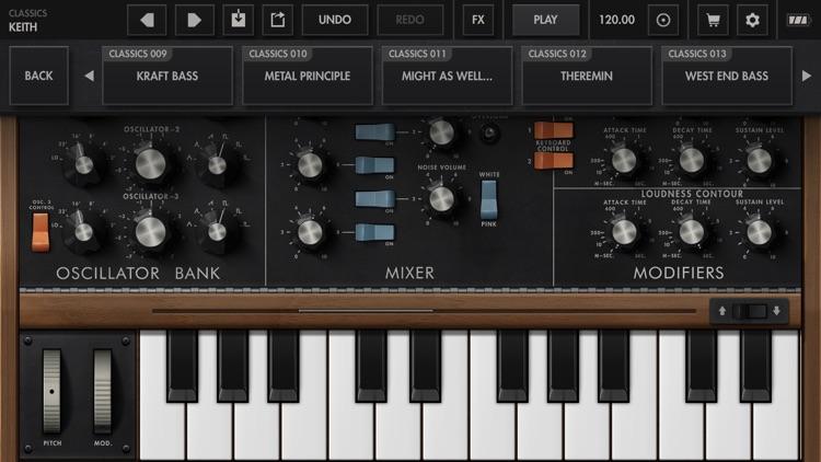 Minimoog Model D screenshot-3