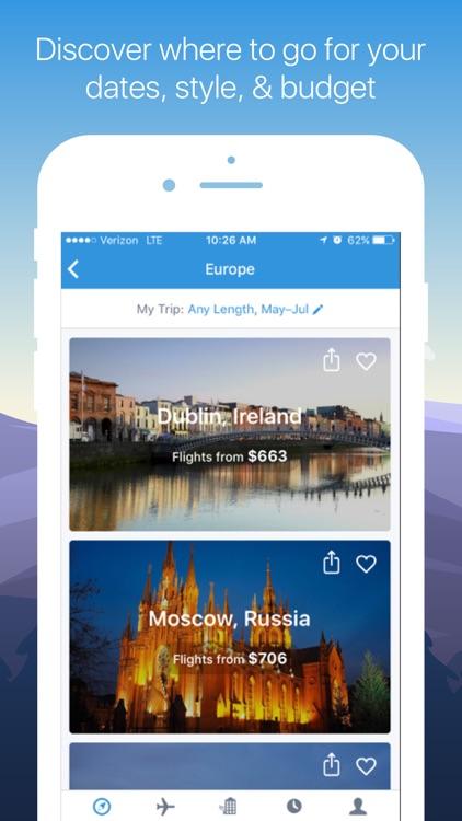 Hipmunk Travel Search