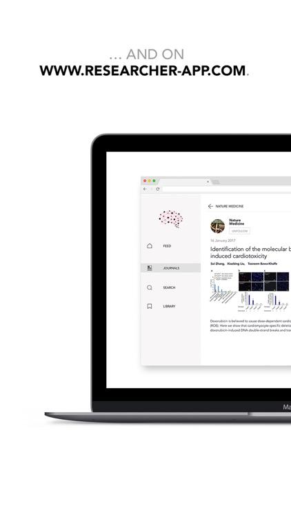 Researcher: Science Journals screenshot-3