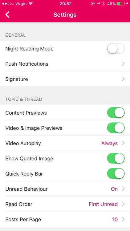 Clickin Moms Member Forum App screenshot-4