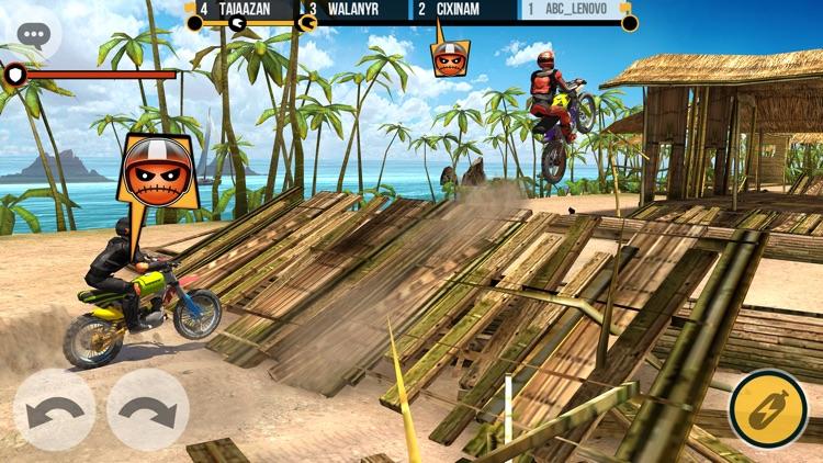 Clan Race: Extreme Motocross screenshot-4