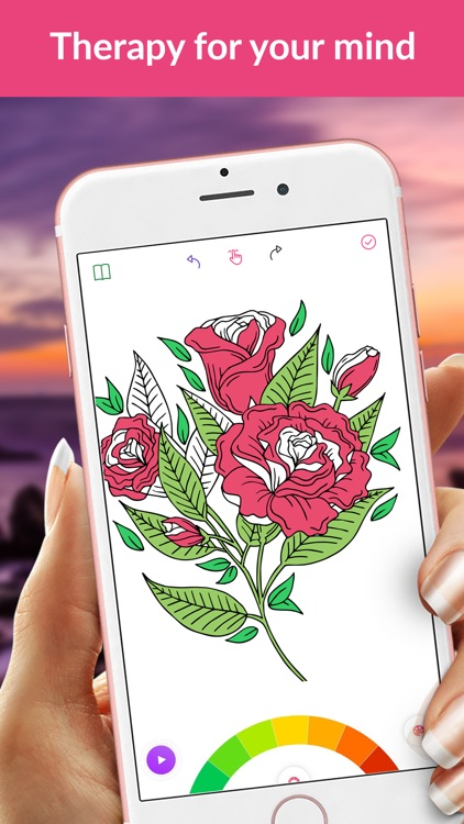 Color.gram: Coloring Book Game