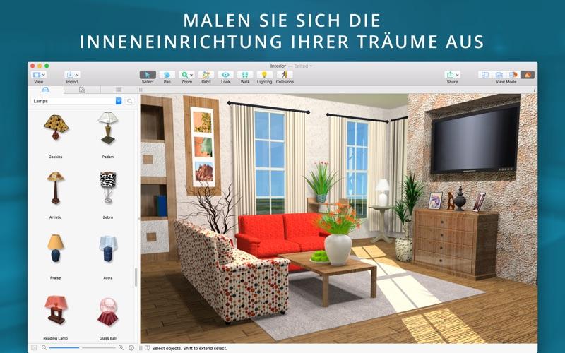 Sweet Home 3d Fußboden Erstellen ~ Live home d pro haus design app appstore