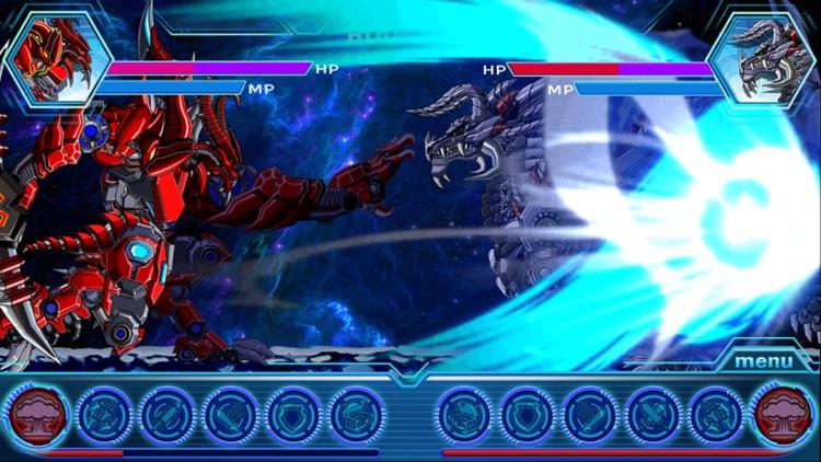 恐龙机器人大战铠甲金刚 screenshot-3
