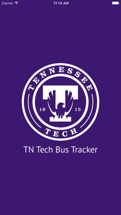 TN Tech Bus Tracker