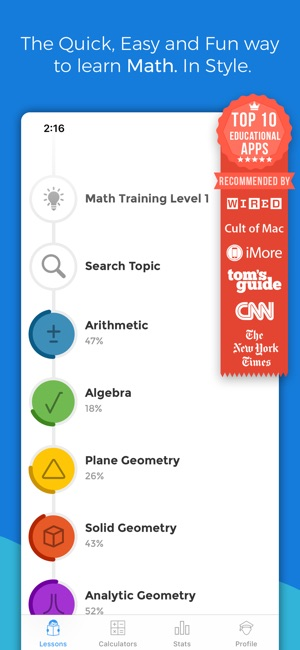 iMathematics™ on the App Store