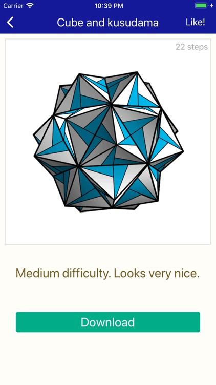Origami Easy - Magic Paper Art screenshot-3
