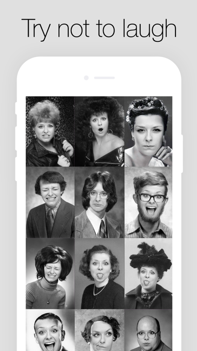 Screenshot for OldBooth in Sweden App Store