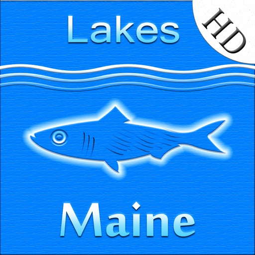 Maine: Lakes and Fishes