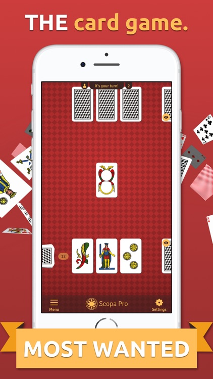 Scopa Pro - THE card game screenshot-0