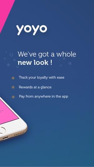 Yoyo Wallet dans l'App Store