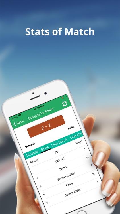 Serie A Football Live Score screenshot-6