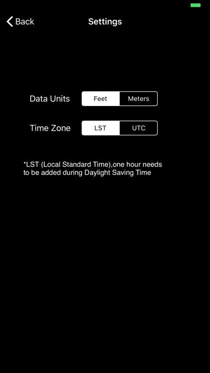Tides USA:Tide Predictions screenshot-3