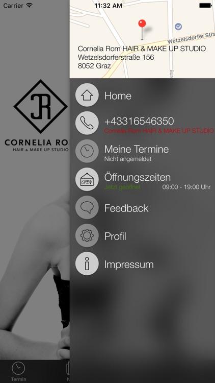 Cornelia Rom - Hair & Make Up screenshot-0