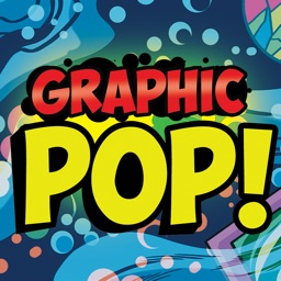 Graphic POP! Comics and Graphic Novels
