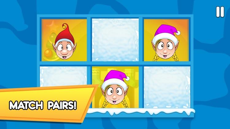 Santa Fun Games: Kids screenshot-4