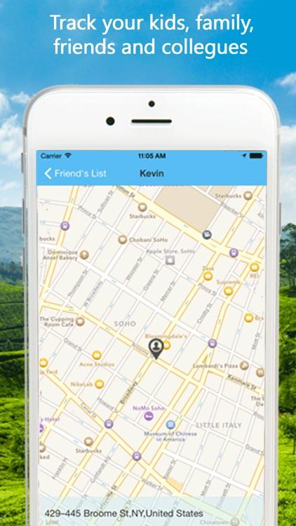 GPS Phone Tracker Family Locator Pro screenshot-4