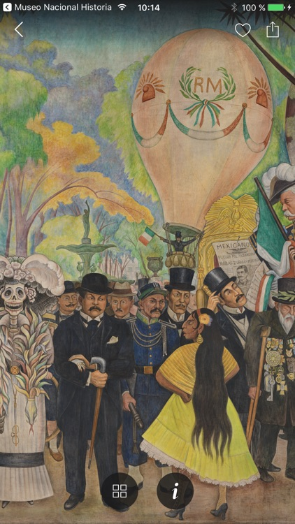 SC Museo Mural Diego Rivera screenshot-2