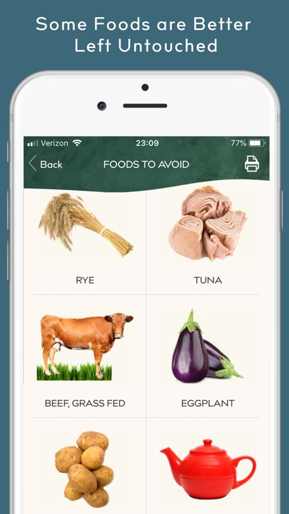 COOK + CURE | Food is Medicine screenshot-8