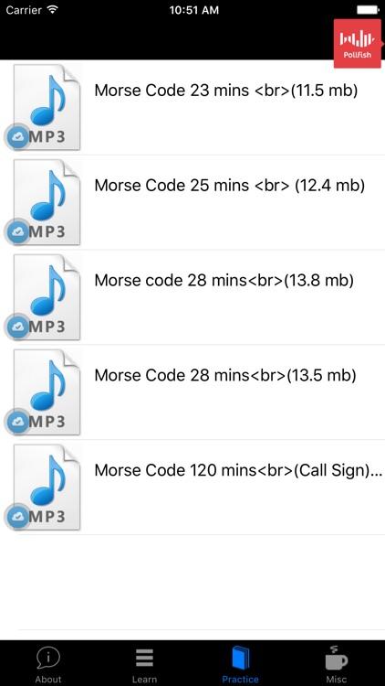 Morse@Code screenshot-3