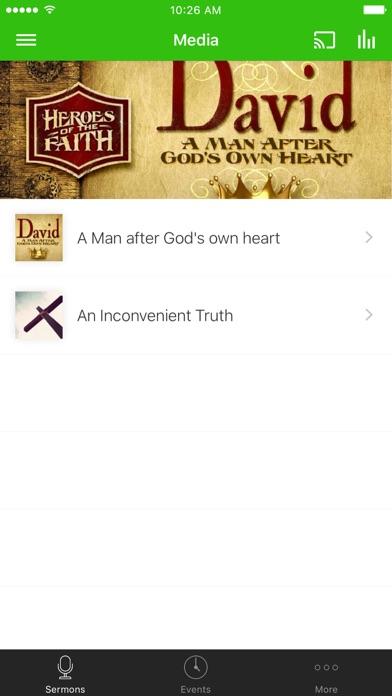 LIFE MINISTRIES CHURCH - Texas screenshot 1