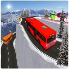 Hill Bus Driver 3d 2017 Mania icon