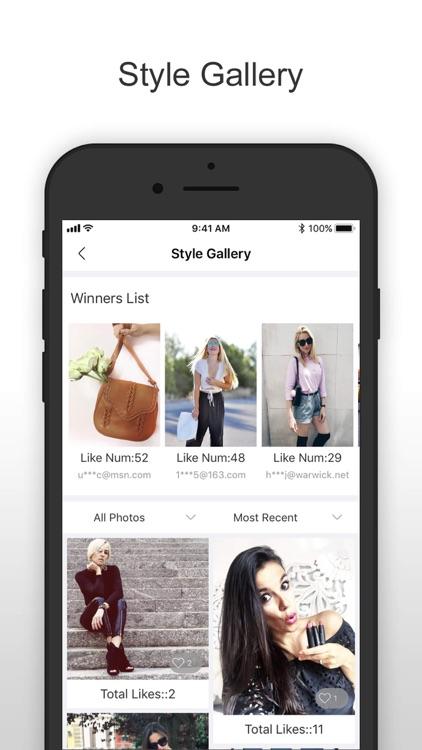 Chicuu Fashion Clothing Center screenshot-3
