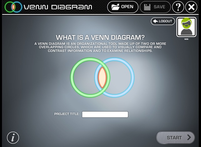 Venn diagram on the app store ipad screenshots ccuart