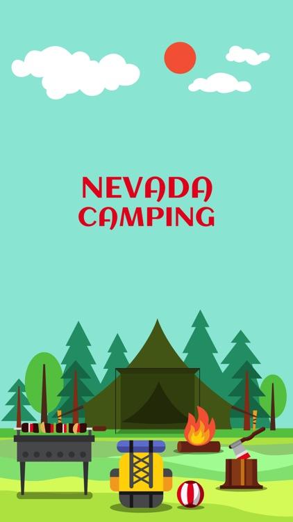 Nevada Camping