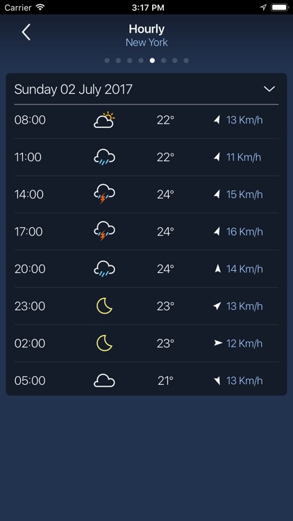 No Ads Meteo screenshot-3