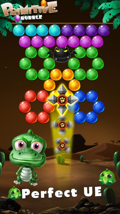 Bubble Shooter Dragon Pop screenshot-3
