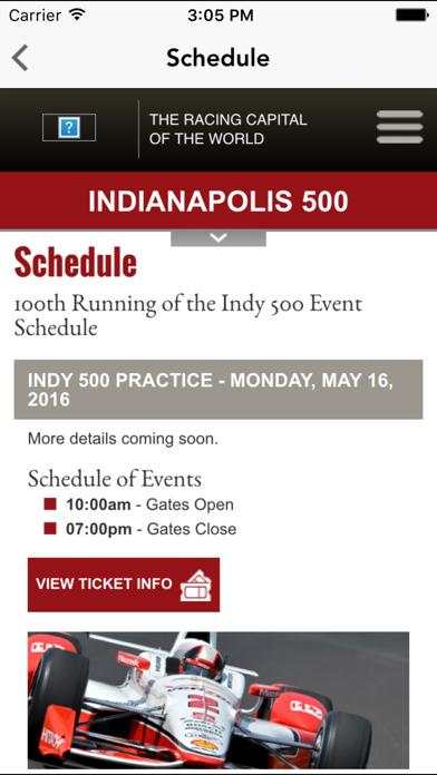 点击获取Indy 500 Racing News