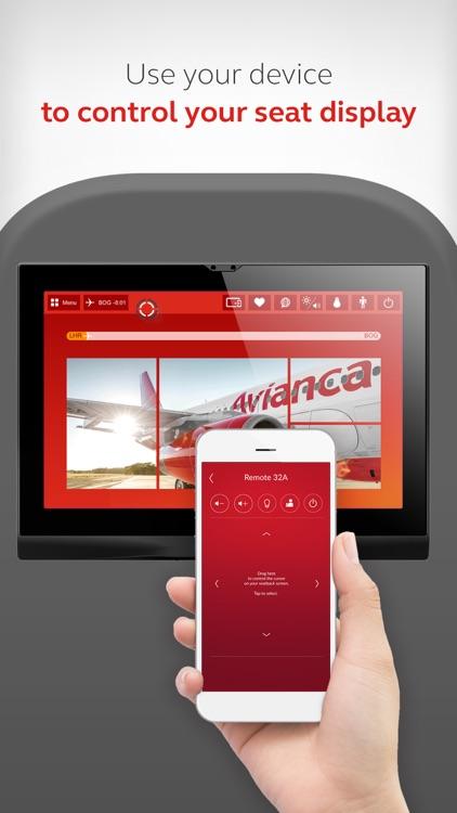 Avianca Entertainment screenshot-3