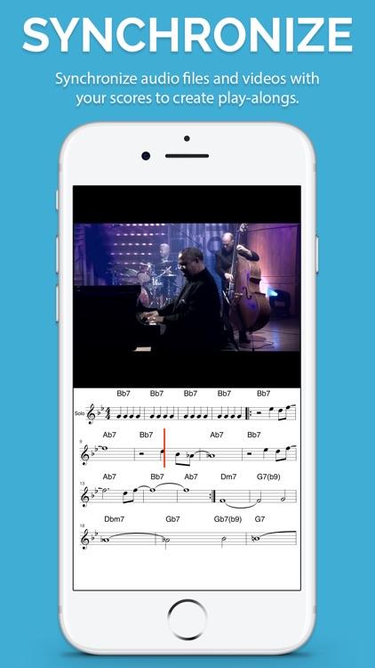 Newzik - Sheet Music Reader screenshot-3