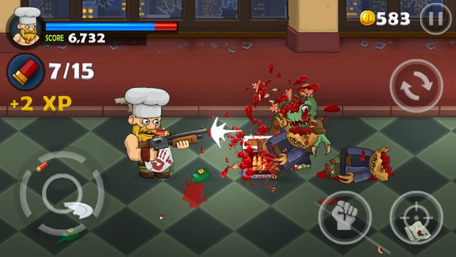 Bloody Harry, game for IOS