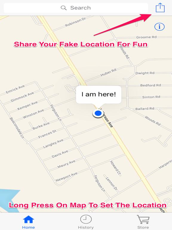 Fake GPS Location Changer screenshot 3