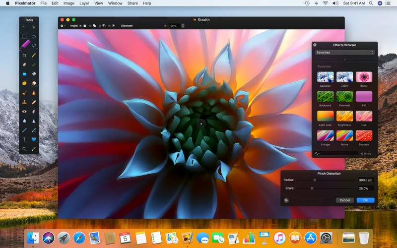Pixelmator Screenshots