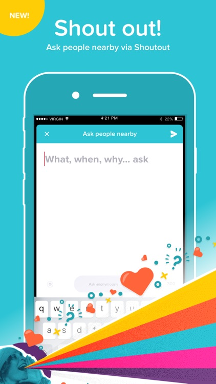 ASKfm: Ask Anonymous Questions screenshot-5