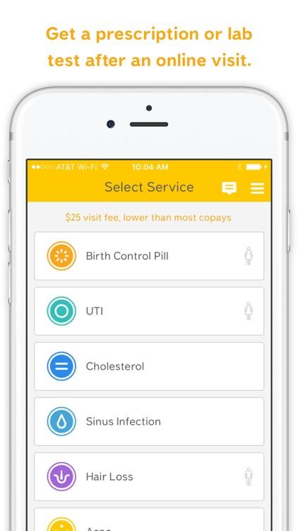 Lemonaid Health – Get a prescription online