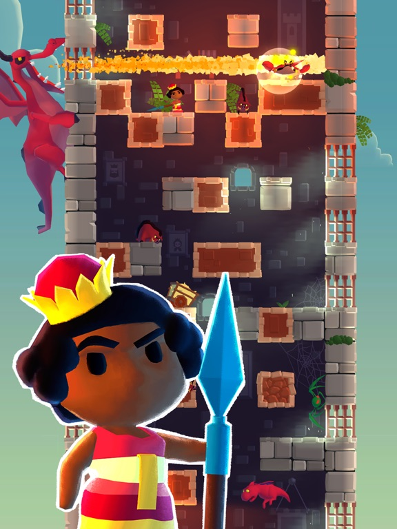 Once Upon a Tower screenshot 8